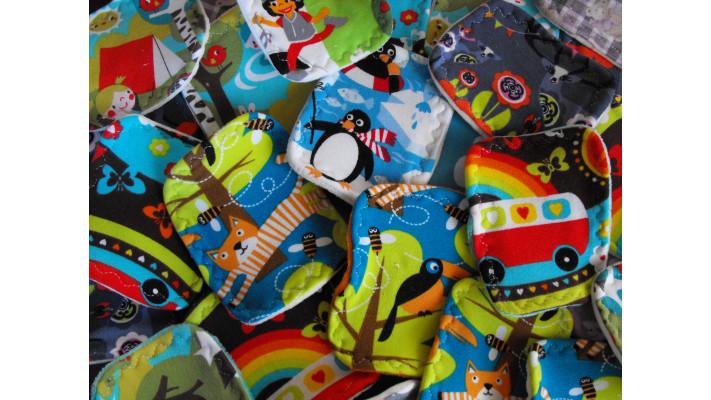 Tampons nettoyants (prêts à livrer)