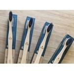 brosse à dents biodégradable en bambou