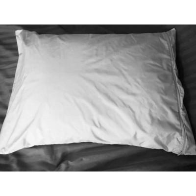 Protège oreiller imperméable anti punaise et anti acarien
