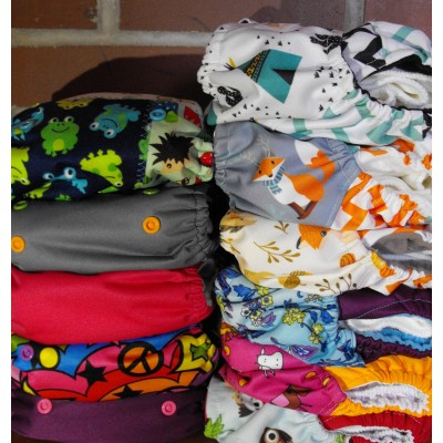 Cloth diapers - resellers