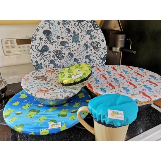 Couvre-plats ENSEMBLE 3 tailles - prêts à partir ou sur commande