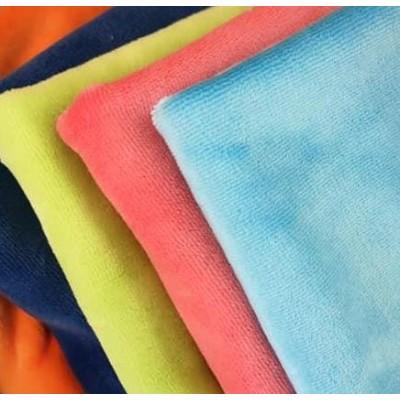 Velour de coton biologique (autres choix de couleurs)