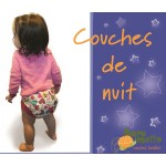 Couche de nuit taille SMALL