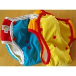 Culottes de propreté de jour (pull up) - SUR COMMANDE et prêtes à partir
