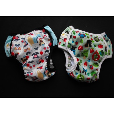 Pull up swim diapers  Large (26-38 lbs)