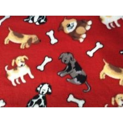 Anti-pill polar fleece (dogs)